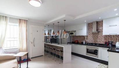 COZINHA BALÇÃO - Casa 2 Dormitórios