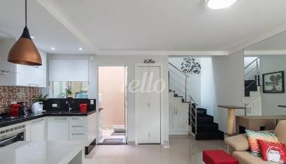 SALA ENTRADA - Casa 2 Dormitórios