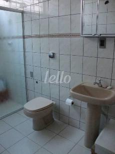 BANHEIRO DA SUÍTE - Casa 3 Dormitórios