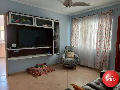 SALA TV/JANTAR - Casa 3 Dormitórios