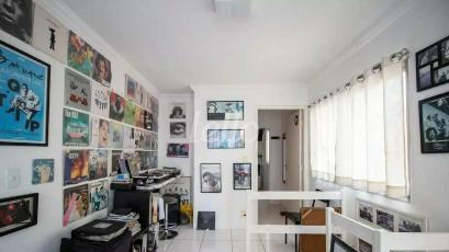 SALA ANDAR SUPERIOR  - Apartamento 2 Dormitórios