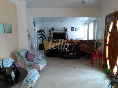 SALA ENTRADA - Casa 4 Dormitórios