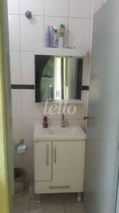BANHEIRO  - Casa 2 Dormitórios