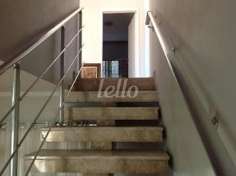CORRIMÃO INOX - Casa 4 Dormitórios