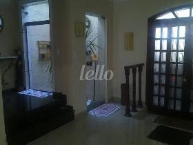HALL DE ENTRADA - Casa 4 Dormitórios