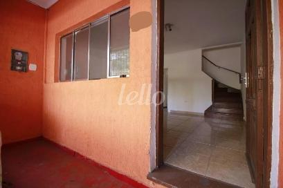 HALL DE ENTRADA - Casa 2 Dormitórios