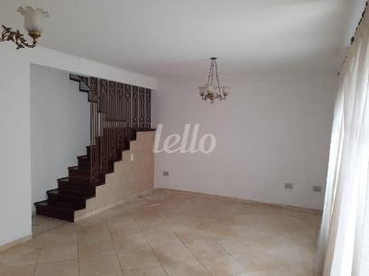 SALA ENTRADA - Casa 3 Dormitórios