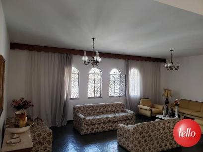 SALA DE ESTAR - Casa 4 Dormitórios