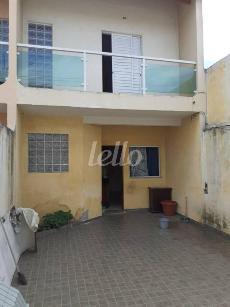FACHADA E VAGAS - Casa 3 Dormitórios