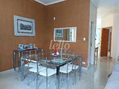 SALA DE JANTAR - Casa 32 Dormitórios