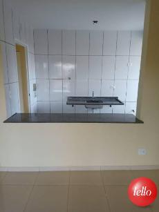 COZINHA AMERICANA - Apartamento 2 Dormitórios