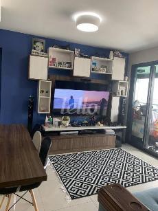 SALA DE TV LIVING - Apartamento 2 Dormitórios