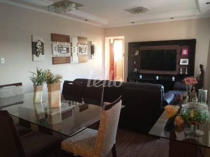 SALA JANTAR_ESTAR - Apartamento 3 Dormitórios