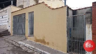FACHADA - Casa 1 Dormitório