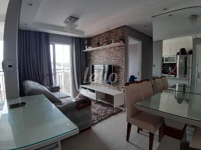 02-SALA - Apartamento 2 Dormitórios