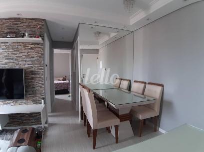 03-SALA - Apartamento 2 Dormitórios
