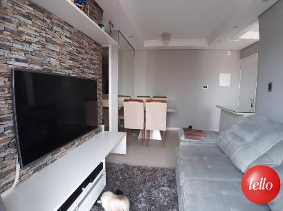 01-SALA - Apartamento 2 Dormitórios