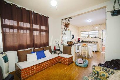 SALA DA ESTAR - Casa 3 Dormitórios