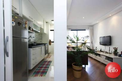SALA COZINHA - Apartamento 2 Dormitórios