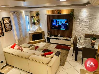 SALA TV - Casa 4 Dormitórios