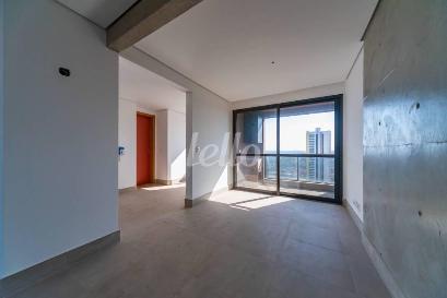 SALA DOIS AMBIENTES - SALA DE JANTAR - Apartamento 3 Dormitórios