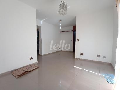 SALA 2 AMBIENTES - FOTO 18 - Apartamento 3 Dormitórios