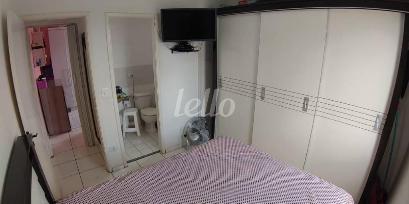 DORMITORIO SUITE - Apartamento 2 Dormitórios
