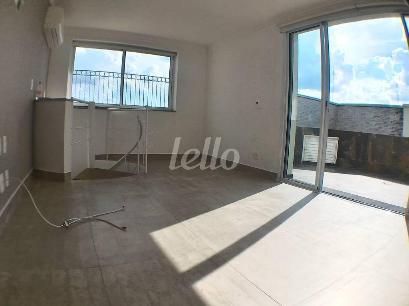 SALA PISO SUPERIOR - Apartamento 2 Dormitórios