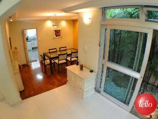 LIVING E JARDIM DE INVERNO - Casa 4 Dormitórios
