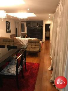 SALA ESTAR E JANTAR - Apartamento 3 Dormitórios