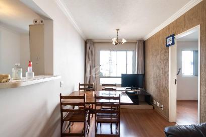 SALA DOIS AMBIENTES - Apartamento 1 Dormitório