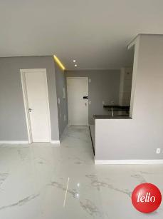 SALA / DORMITÓRIO - Apartamento 1 Dormitório