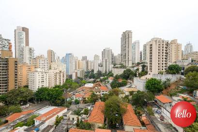 VISTA SALA DE ESTAR - Apartamento 4 Dormitórios