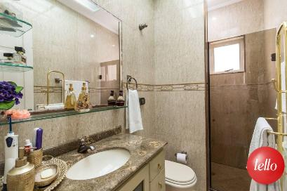 BANHEIRO SOCIAL 1 - Casa 4 Dormitórios