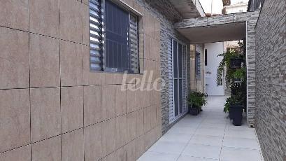 ACESSO LATERAL - Casa 2 Dormitórios