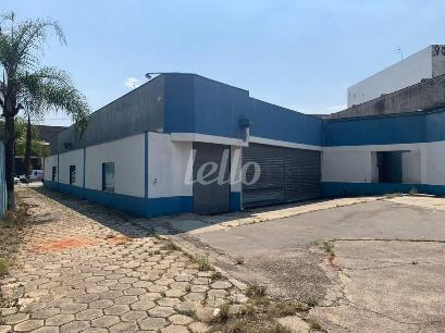 LATERAL - Galpão/Armazém