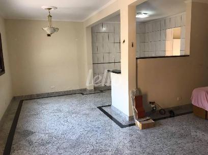 SALA/COZINHA - Casa 3 Dormitórios