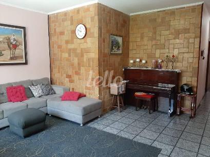 SALA ESTAR - Casa 4 Dormitórios