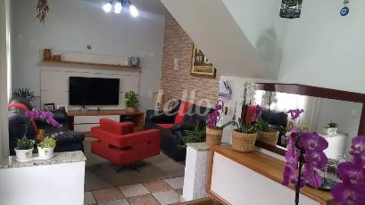 CASA 2 - SALA DOIS AMBIENTES - Casa