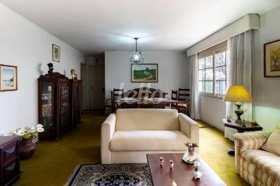 SALAS INTEGRADAS - Apartamento 3 Dormitórios