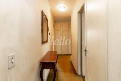 CORREDOR QUARTOS - Apartamento 3 Dormitórios