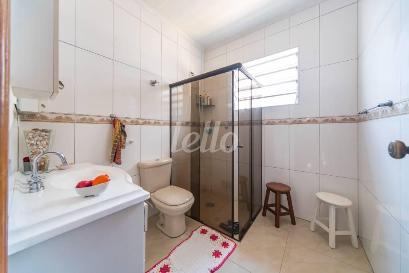 BANHEIRO SOCIAL - Casa 6 Dormitórios