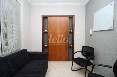 SALA DE RECEPÇÃO - Sala / Conjunto
