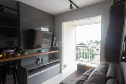 SALA DE ESTAR E JANTAR - Apartamento 3 Dormitórios