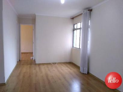 02 - SALA 2 AMBIENTES ( FOTO 1 ) - Apartamento 2 Dormitórios
