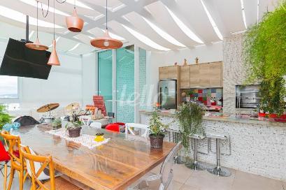 ÁREA GOURMET DUPLEX - Apartamento 3 Dormitórios